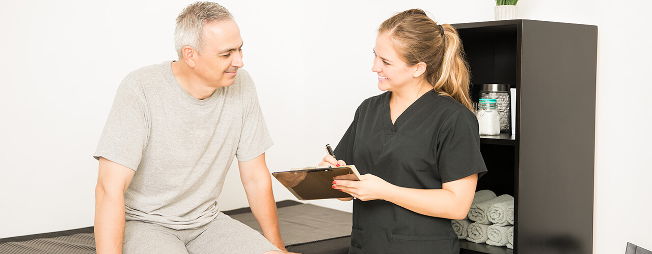 Find relief from arthritis with physical therapy
