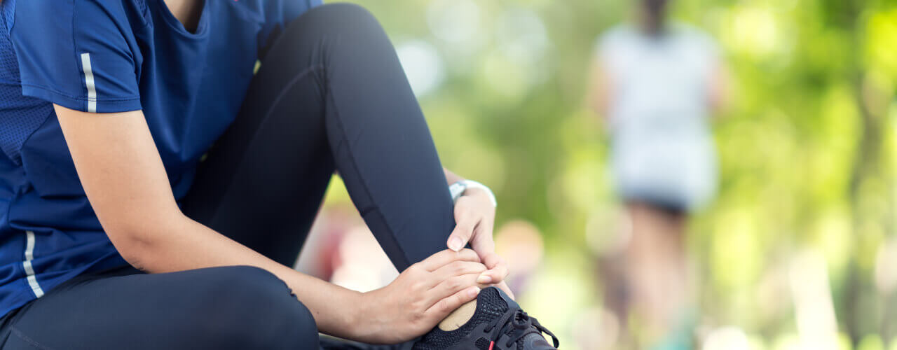 Sprains and Strains Can Be a Pain